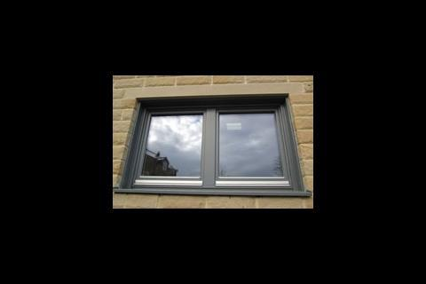 Passivhaus window